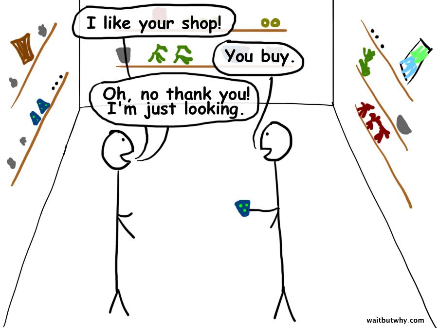 Salesman 1