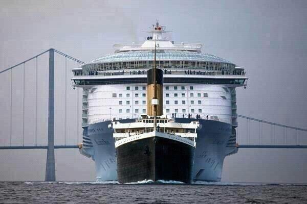 Titanic Comparison