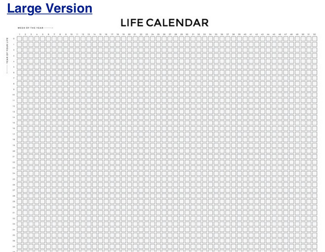 Календарь всей жизни на одном листе Calendar-Button-Large