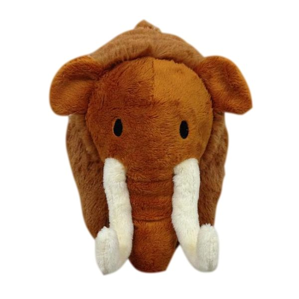 WBW mammoth plush toy