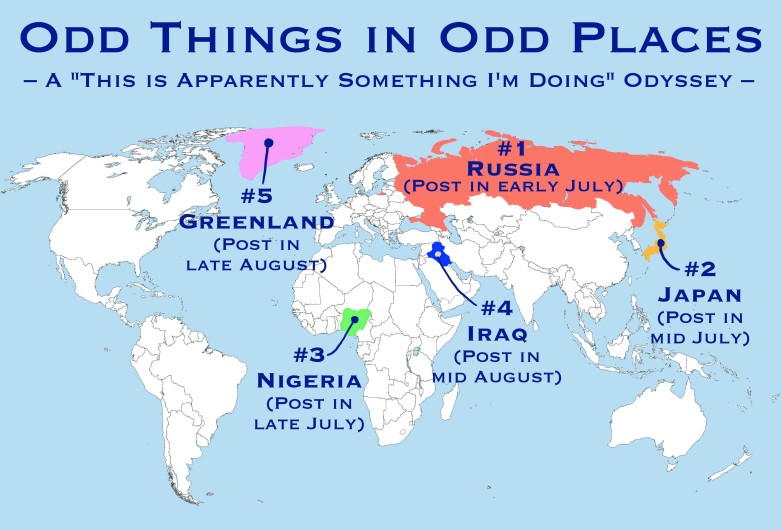 Odd Things - MAP