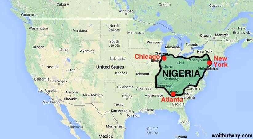 Nigeria on US