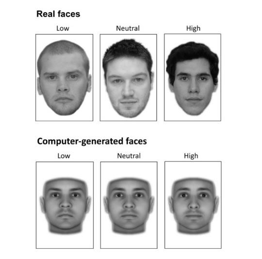 Trustworthy Faces