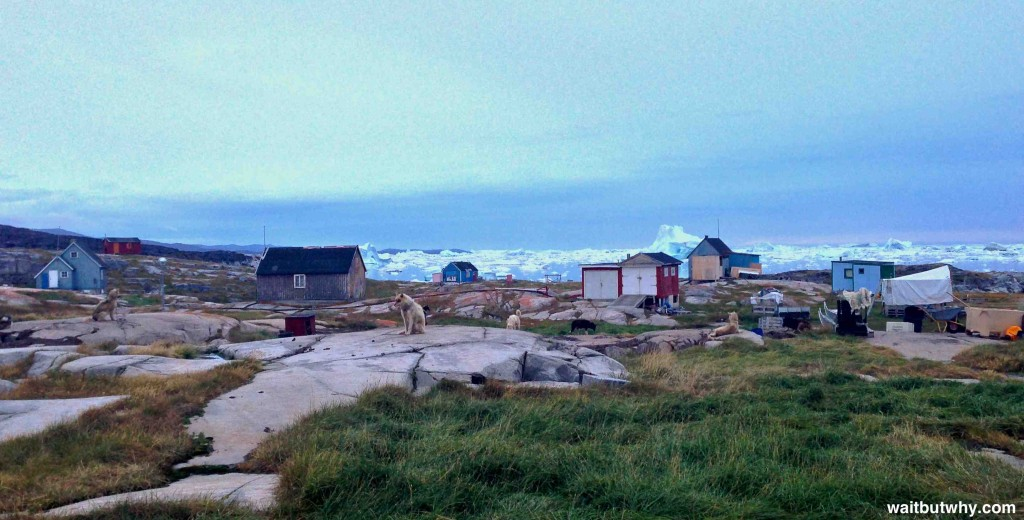Greenland Village