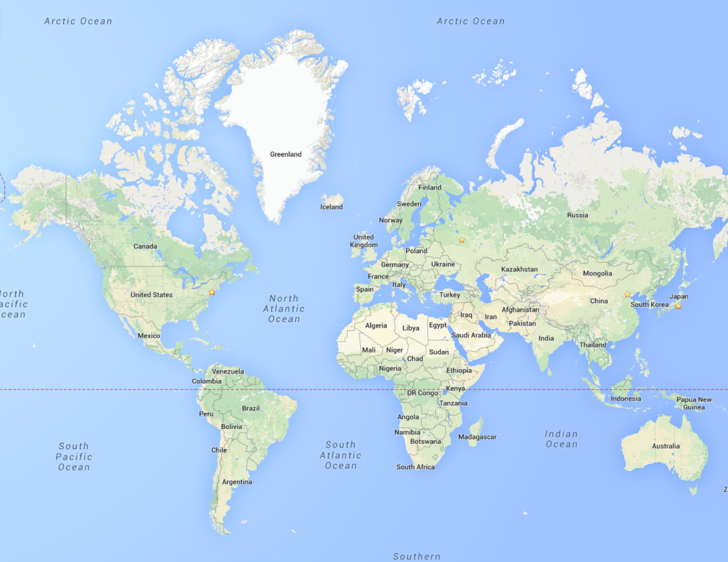 Huge Greenland