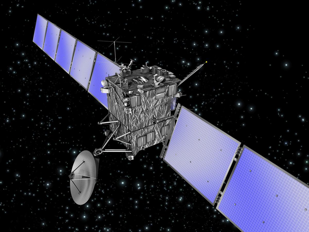 rosetta-comet-spacecraft