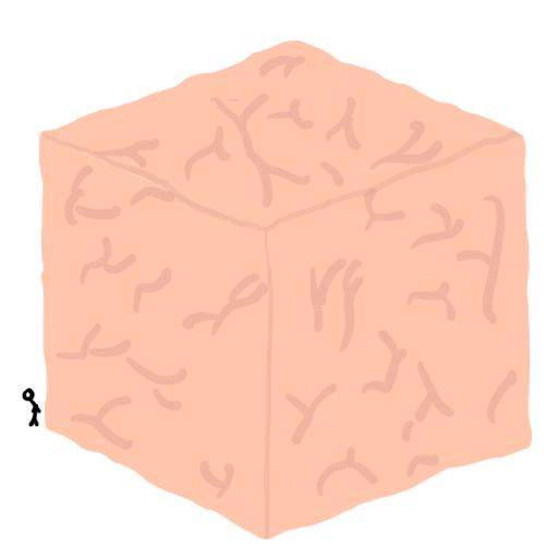 Cube - P