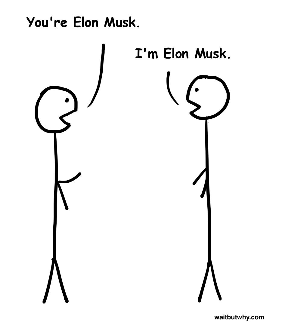 Examining Elon Musk Up Close Wait But Why