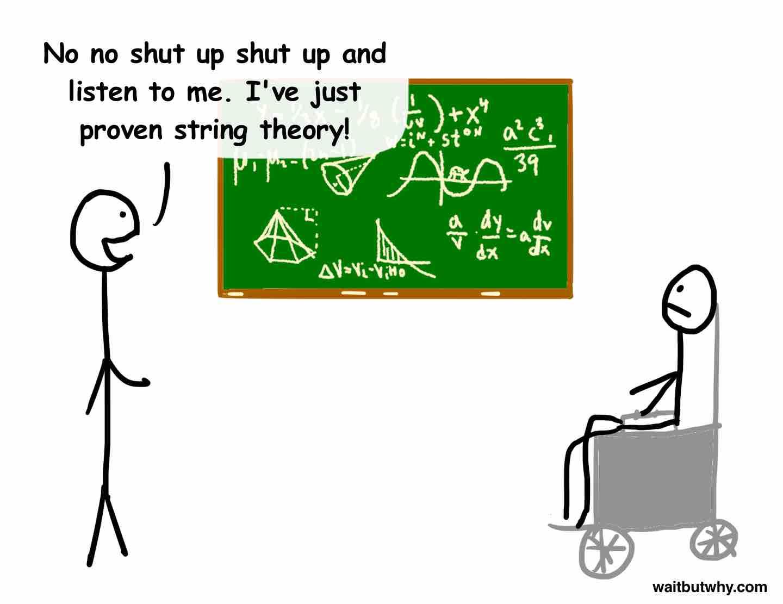 Higgs Hawking 3 G