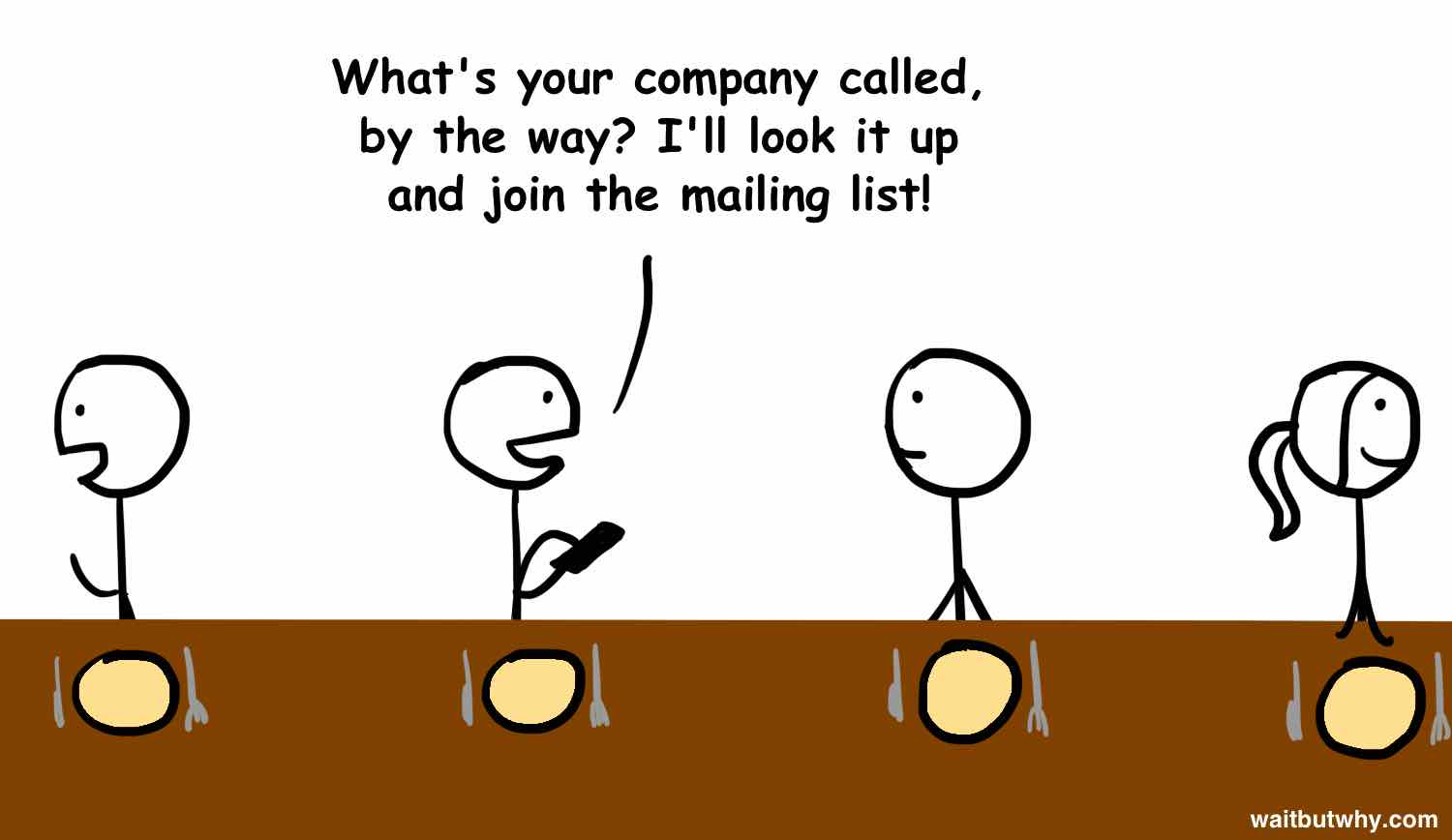Tim: What's your company called, by the way? I'll look it up and join the mailing list!