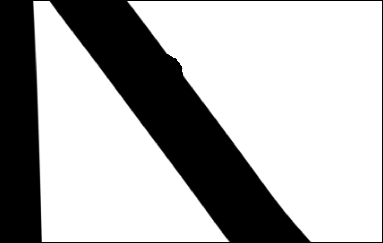 closer zoom on stick figure's left elbow