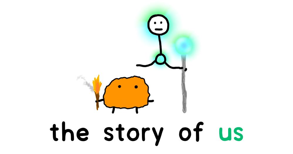 Тим Урбан, The Story of Us