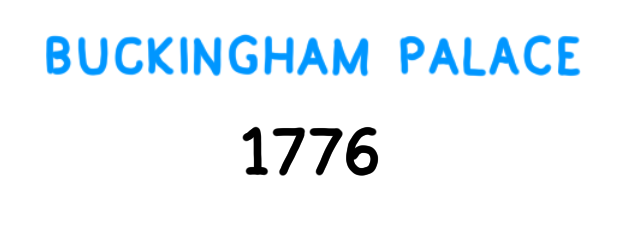 Buckingham Palace 1776