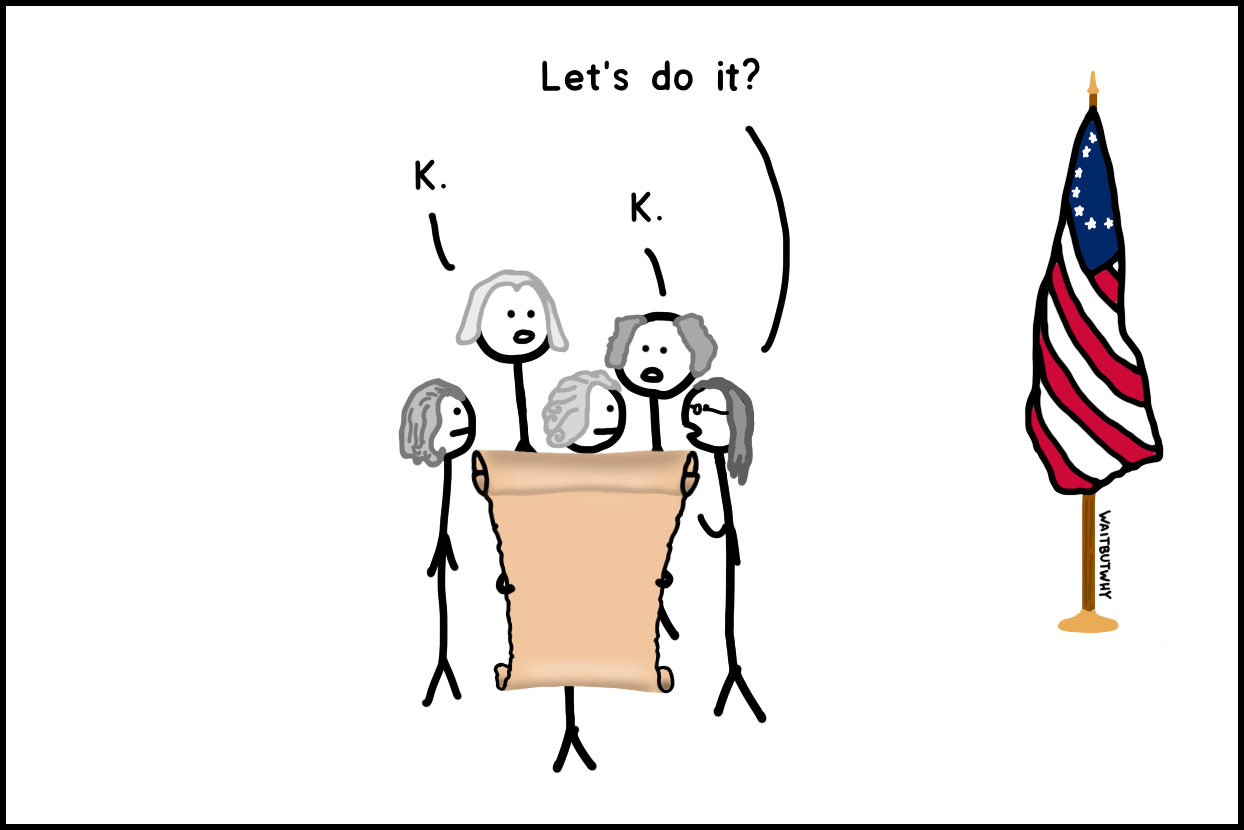 Let's do it? / K. / K.