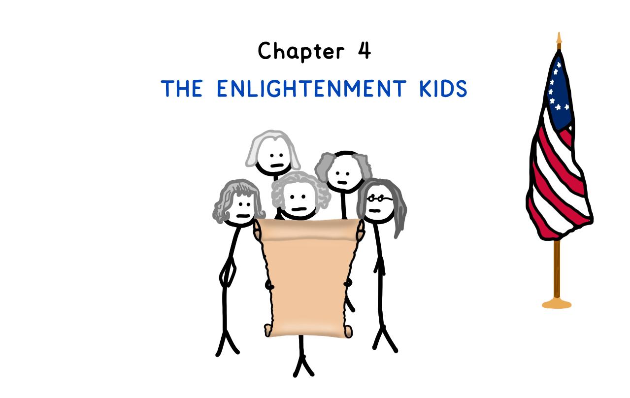 The Enlightenment Kids